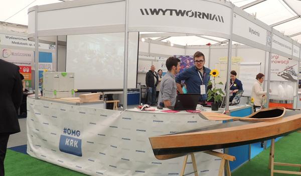 Małopolskie Targi Innowacji 2015
