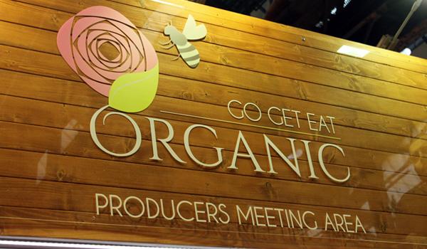 Go, Get, Eat ORGANIC!
