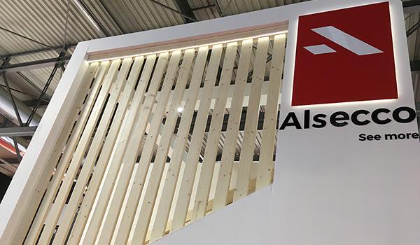 ALSECCO, MADE EXPO Milano Architettura Design Edilizia, Mediolan, Włochy
